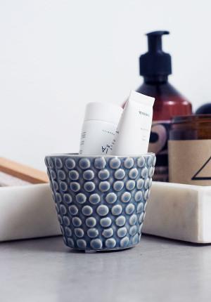 Ljuslyktor keramik, Bubbles, Bloomingville