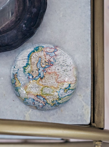 Pappersvikt Karta